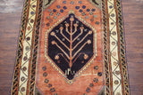 5X9 Vintage Tribal Lori Rug, Dated 1959
