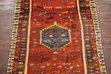 5X9 Antique Dated Tribal Lori Nomadic, circa 1940