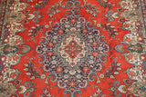 10X13 Antique Tabriz Area Rug, circa 1940