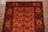 5X13 Tribal Baluchi Gallery Runner, circa 1940