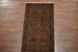 3X49 Fine Persian Sultanabad Mahal Runner