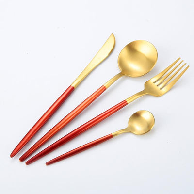 Four-piece Tableware Set