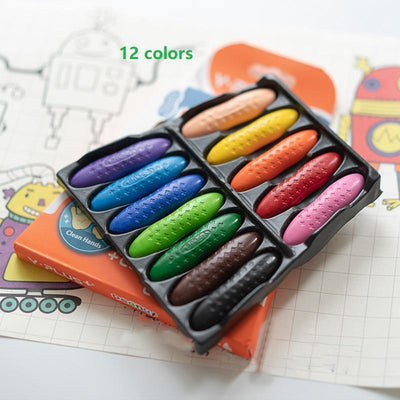 Children Peanut Crayons, safe & non-toxic