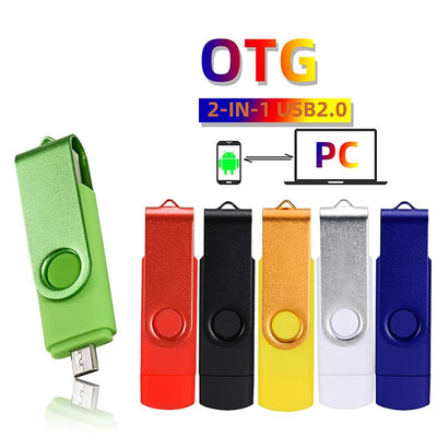 Creative Mobile Phone OTG USB