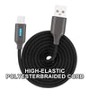 Intelligent Automatic Cable For Android, IOS&Typ C