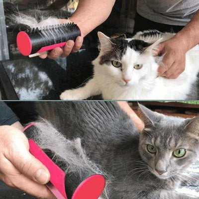 3 in 1 multifunctional brush for pets