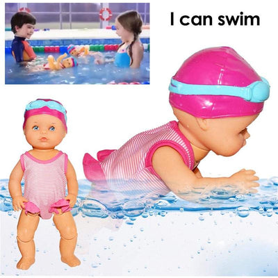 Swimming Baby Doll