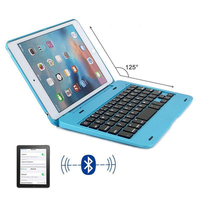 Bluetooth Keyboard with Cover for iPad mini 4