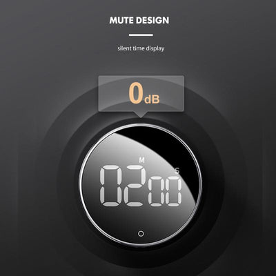 Multifunctional Magnetic Digital Timers