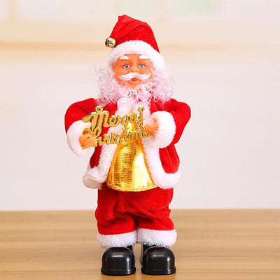 Electric Santa Claus Christmas Gift