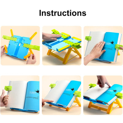 Adjustable Book Stand