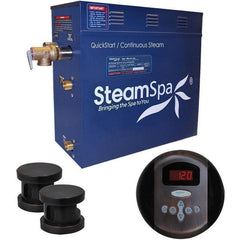 Steam Spa Steam Generators No SteamSpa QuickStart Oasis 10.5 KW Acu-Steam Bath Generator OA1050OB