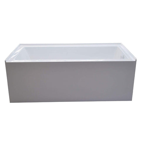 Atlantis Whirlpools Soho 30 x 60 Front Skirted Bathtub 3060SHR
