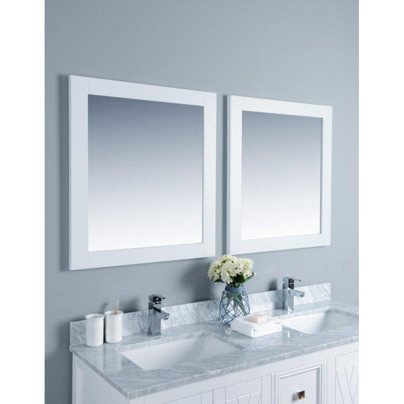 "Bosconi 60"" Double Vanity Bathroom Vanity KWH5060CMU"