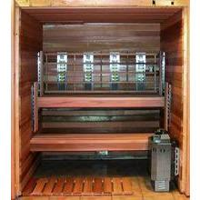 Saunacore Infra-Core Premium 1-2 Person Infrared Sauna PR 4X4D