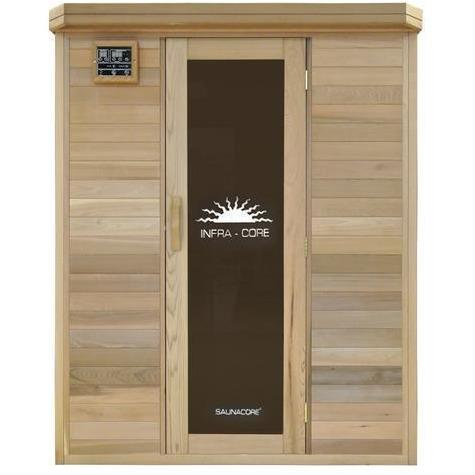 SaunaCore Infrared Saunas Saunacore Horizon Purity Series Infrared Sauna HR 4X5