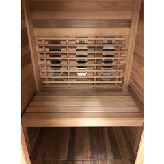 Saunacore Horizon Purity Series 3 Person Infrared Sauna HR 4X5