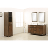 "Image of Legion Furniture 60"" Double Sink Bathroom Vanity in Brushed Nickel WLF7030-60"