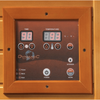 Image of Golden Designs Infrared Saunas Golden Designs Dynamic Andora 2-Person Low EMF FAR Infrared Sauna DYN-6202-03