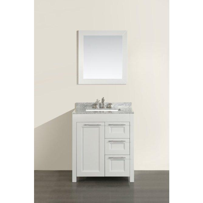 Bosconi 30'' Single Bathroom Vanity SB-267-1CM