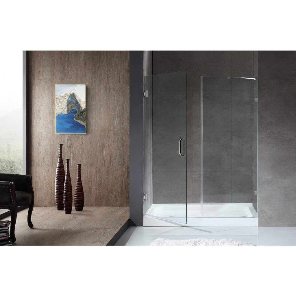 ANZZI Consort Series Shower Door in Polished Chrome SD-AZ07-01CH
