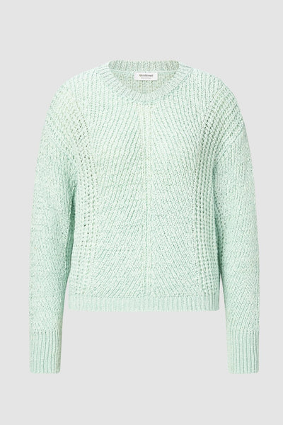 Ribbon Mint Knit