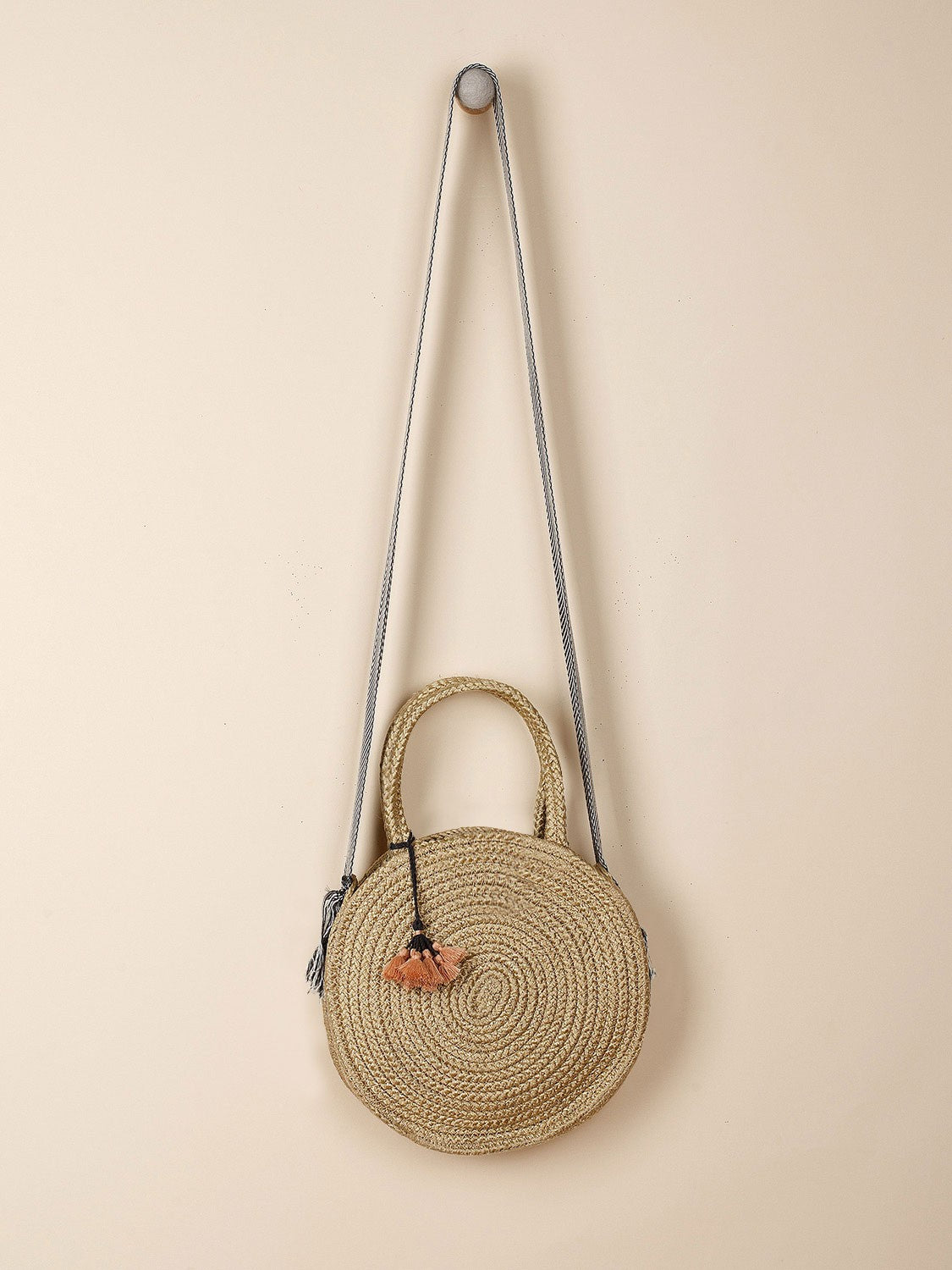 Lina Wicker Bag