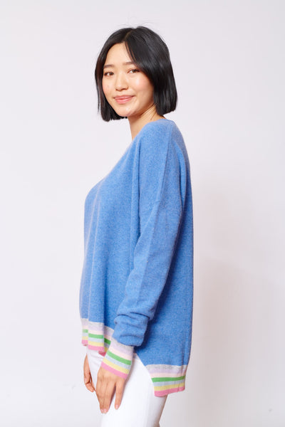 Lagoon Rainbow Sweater
