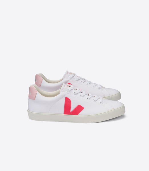 Esplar Rose Canvas Sneaker