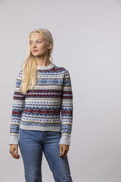 Alpine Solstice Sweater