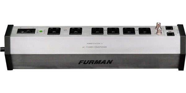 Furman PST-6 15A 6 Outlet Surge Suppressor Strip
