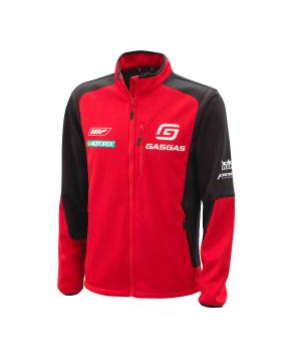 GAS GAS - REPLICA TEAM SOFTSHELL