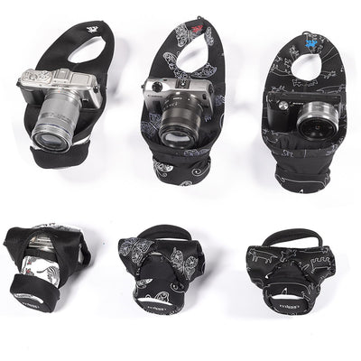 Compatible with majority of Mirrorless (CSC) cameras and a wide range of lenses.
