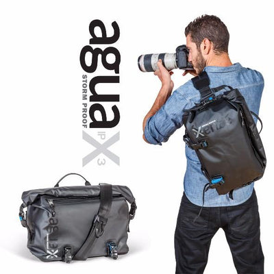 miggo agua Messenger DSLR camera bag