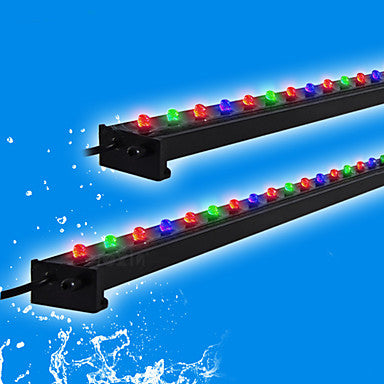 Aquarium LED Light Multi Color Energy Saving LED Lamp 220-240 V V Plastic