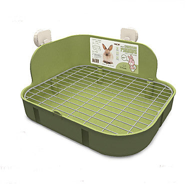 Rodents / Rabbits / Chinchillas Plastic Waterproof Cleaning Green / Purple