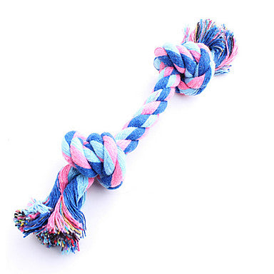 Dog Chew Toys Cat Chew Toys Rope Cotton For Dog Puppy