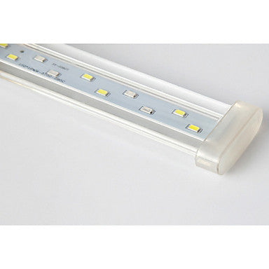 Aquarium LED Light Dual Light Source Color LED Lamp 220-240VPlastics
