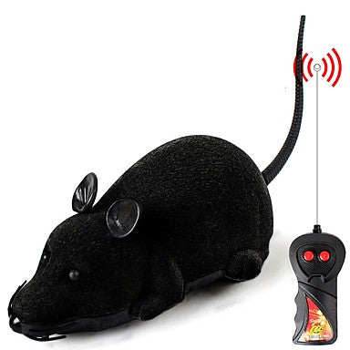 Remote Control RC Building Block Kit Animal Mouse Remote Control / RC Walking 1 pcs Classic Toy Gift