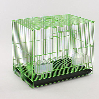Cages Waterproof Metal Green