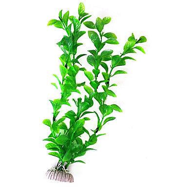 Fish Aquarium Decoration Waterplant Decoration Plastic