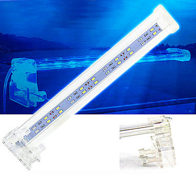 Aquarium LED Light White With Switch(es) LED Lamp 220VV