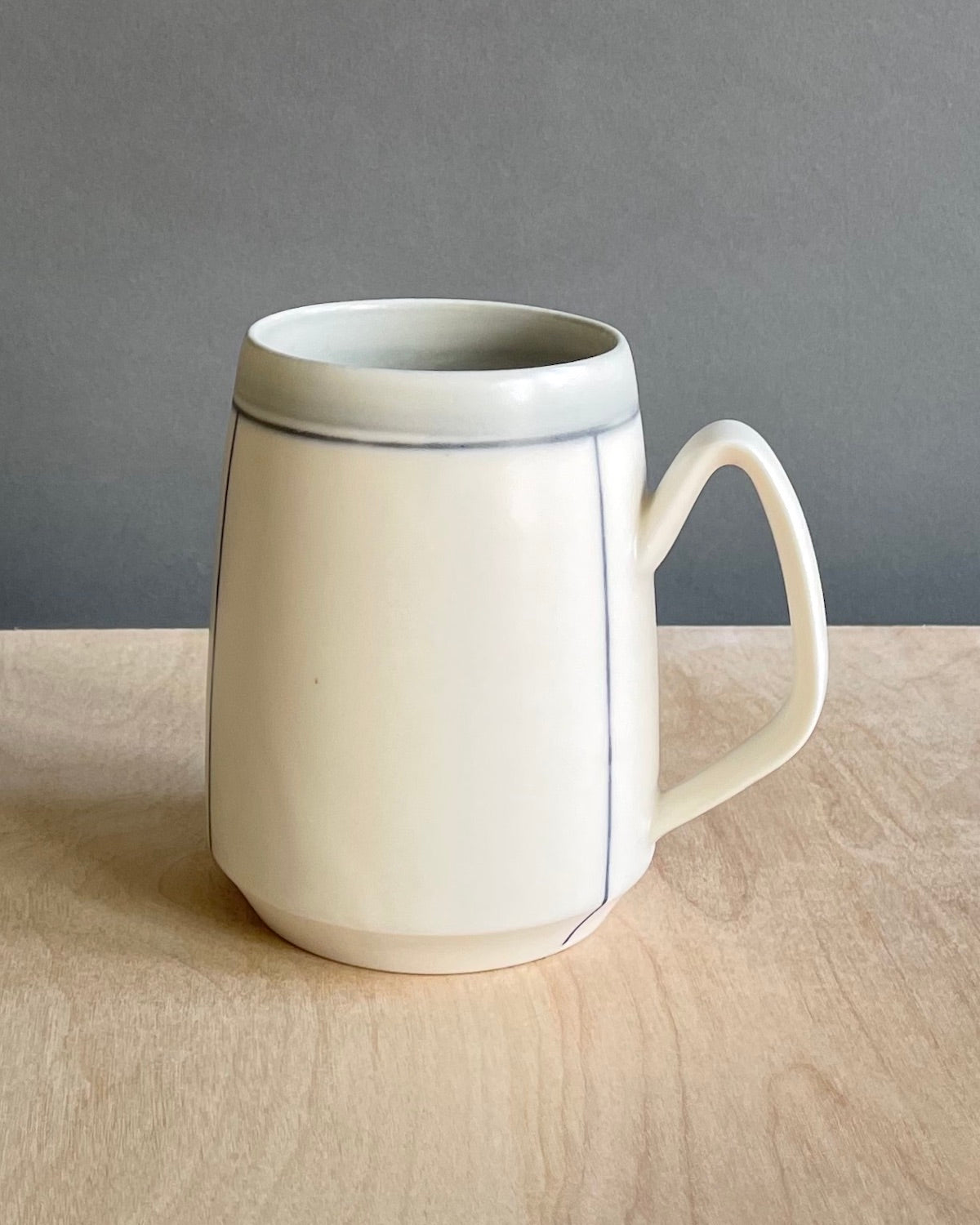 12oz Mug - Line & Color Block