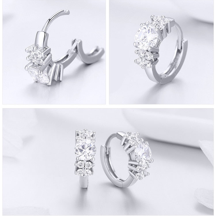Alluring Hoop Earrings