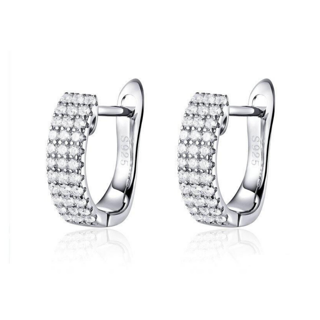 Shining Stud Earrings