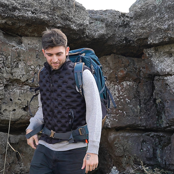 FLEXTAILGEAR-ZERO DOWN VEST(Pre-Order Now Expected to ship in April) - FLEXTAILGEAR
