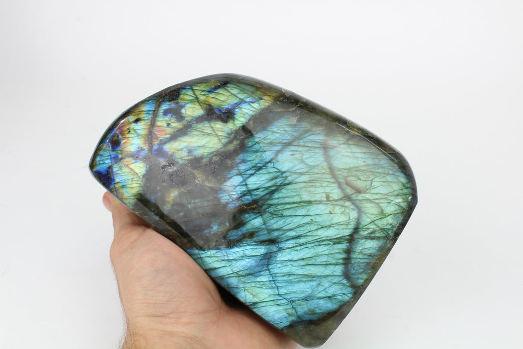 Labradorite Polished Crystal