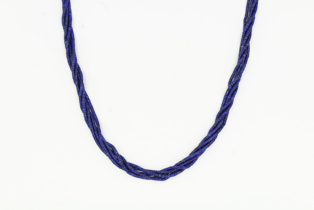 Royal Blue Lapis Lazuli Necklace