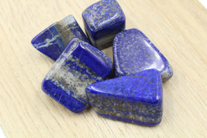 Extra Large Lapis Lazuli Tumble - Empire Gems International