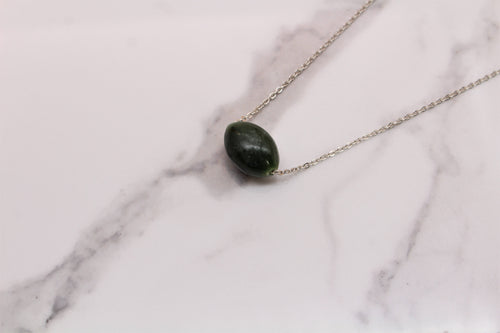 Dainty Jade Pendant - Empire Gems International